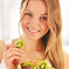 Le secret dela forme manger sainement pour etre belle