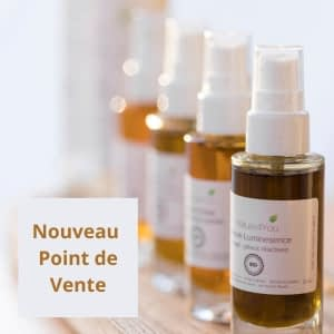 Nouveau point de vente Nature4You