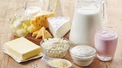 Produits laitiers acné Nature4You