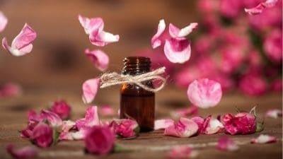 Eau florale de rose de Damas Nature4You