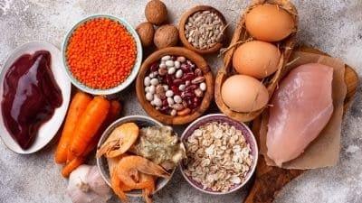 Zinc dans les aliments Nature4You