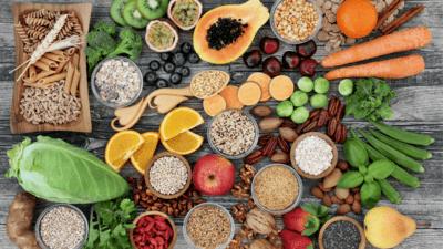 alimentation saine taches brunes solutions