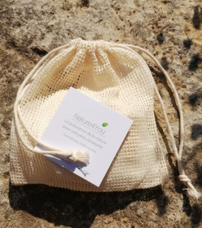 Sachet cotons lavables Nature4You